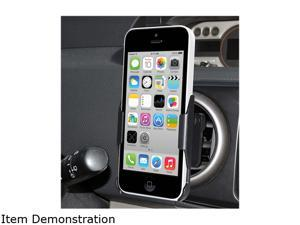 AMZER Black Swiveling Air Vent Mount For iPhone 5C AMZ96664