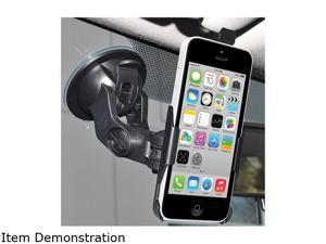 AMZER Black Suction Cup Mount for Windshield, Dash or Console For iPhone 5C AMZ96663