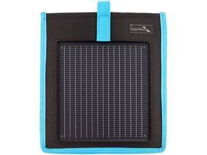 EnerPlex KR-0001-BL Kickr I Portable USB Solar Charger, Blue
