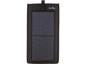 EnerPlex KR-0002-BK Kickr II Portable USB Solar Charger, Black