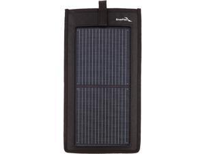 EnerPlex KR-0002-BK Kickr II Portable USB Solar Charger, Black