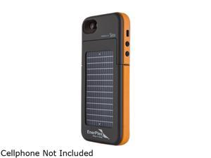 EnerPlex Orange 2000 mAh Surfr for iPhone 5 / 5S Phone Case with 2000mAh Rechargeable Li-Ion Battery SFI-2000-OR