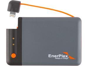 EnerPlex Jumpr MINI Lightning 1700 mAh Portable Battery JR-1700-GYLI
