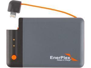 EnerPlex Jumpr MINI Lightning 1700 mAh Portable Battery JR-1700-GYLI