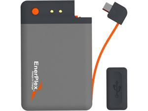 EnerPlex Jumpr MINI Micro USB Gray 1700 mAh Portable Battery JU-MINI-GY