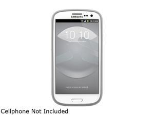 SwitchEasy Flow Hybrid White Case for Samsung Galaxy S III SW-FLOG3-W