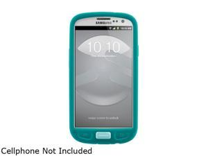 SwitchEasy Turquoise Colors Silicone Case for Samsung Galaxy S III SW-COLG3-TU