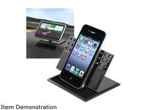 Insten Universal Car Dashboard 360-degree Swivel Phone Holder, Black