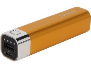 Timetec Xamp Mini Gold 2600 mAh External Battery Pack AC-JP2600GOLDEN