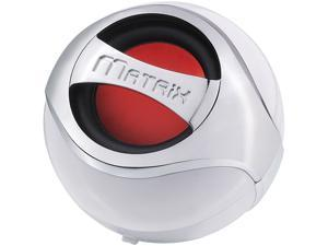 Matrix Audio ONE White Universal Bluetooth Speaker