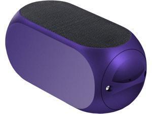 Matrix Audio  MQUBE2PRA  Purple  QUBE 2 Universal Rechargeable Stereo Bluetooth Speaker