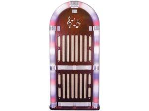 Craig CHT935BT Multi Jukebox Speaker System with Color Changing Lights And Bluetooth Wireless Technology