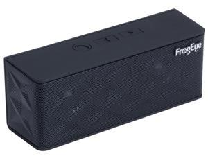 FrogEye HotBox S6 Black Wireless Speaker Speakerphone