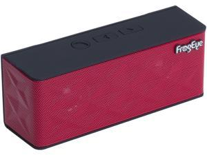 FrogEye HotBox S6 Red Wireless Speaker Speakerphone