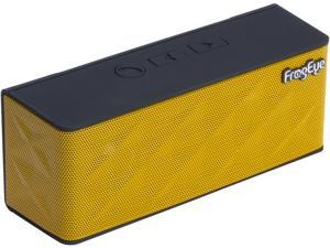 FrogEye HotBox S6 Yellow Wireless Speaker Speakerphone