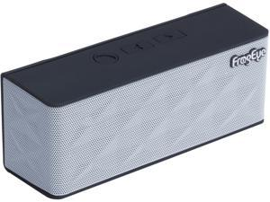 FrogEye HotBox S6 Silver Wireless Speaker Speakerphone