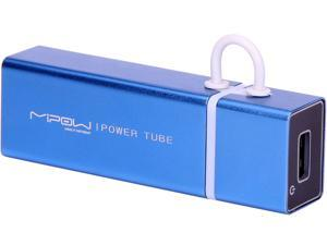 MiPow Power Tube Navy Blue 4000 mAh Portable Battery SP4000-NB