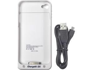 PC Treasures White ChargeIt! 2X for iPhone 4/4S 08491