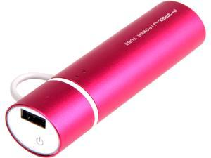MiPow Power Tube 2600 (Lightning version) Red 2600 mAh Portable Charger SP-2600-O-L-RD