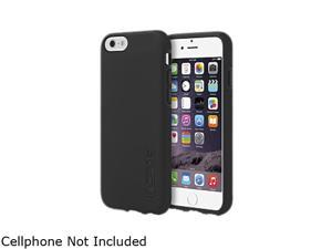 Incipio Dualpro Black/Black Soft Touch Case for iPhone 6 IPH-1179-BLK