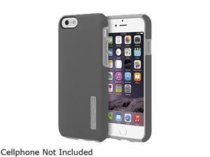 Incipio Dualpro Gray / Gray Soft Touch Case for iPhone 6 IPH-1179-GRY