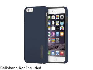 Incipio Dualpro Navy Blue/Charcoal Case for iPhone 6 Large 5.5in IPH-1195-NVYGRY