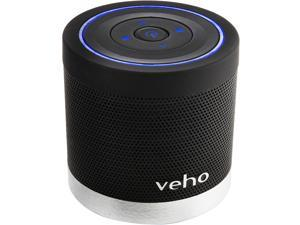 Veho M4 Portable Wireless Bluetooth Speaker with Track Control & microSD Card Slot - Black