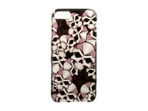 Luxmo Black Skull Snap-on Hard Case For iPhone 5 CAIP5BKSK