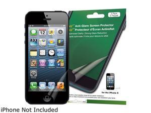 Luxmo Clear Premium Screen Protector For iPhone 5 SPIP5