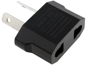 Insten Black 3-Pack US / EU to AU Plug Adapter For iPhone 5 4 4S 3G 3GS 905491