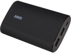 Anker 2nd Gen. Astro2 Black 9000 mAh Portable Double-USB Port External Battery Charger 79AN7903-BA