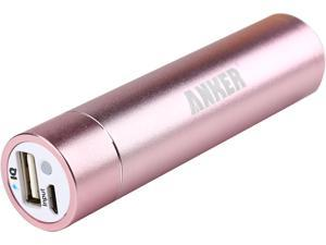 Anker 2nd Gen Astro Mini 3200 mAh Lipstick-Sized Portable External Battery Charger with PowerIQ Technology for iPhone 6, Samsung Galaxy S5, HTC One M8, Nokia Lumia, and More