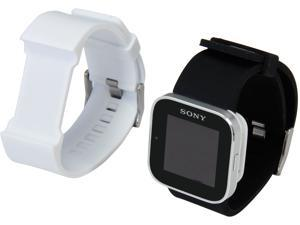 Sony SmartWatch Black Bluetooth Android Watch