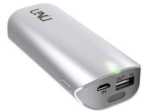 UNU 8000 mAh Enerpak Tube Portable Battery Pack 8000mAh (2 port w/ Flash) EP-02-8000W