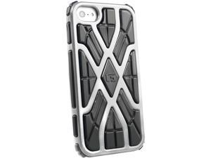 G-Form XTREME X Ruggedized Protective Case for iPhone 5 (Silver/Black RPT)