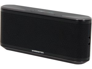 ClarityHD Micro Bluetooth Portable Speaker by Monster - Black