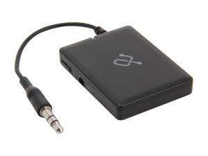 Aluratek AIS01F Black iStream 3.5 mm DockFree Bluetooth Audio Receiver