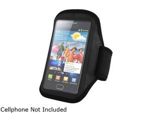 Insten Black Armband For Samsung Galaxy S II i9100 772046