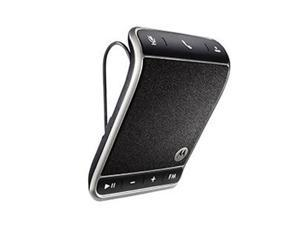 MOTOROLA Roadster In-car Speakerphone  with MotoSpeak / Stream Audio to Car Speaker with FM Transmitter