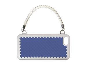The Joy Factory New York, New York Lavender Solid Woven Handbag Case w/ Handle for iPhone 5 CSD121