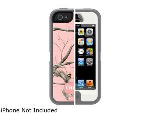 OtterBox Defender AP Pink Realtree Camo Case For iPhone 5 77-22522