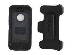 OtterBox Defender Black Solid Case For iPhone 5 77-21908