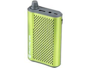 GOgroove BlueSYNC SPB Bluetooth Speaker, FM Radio and Power Bank - Works with Apple iPhone 6 , Samsung Galaxy S5 , LG G3 ...
