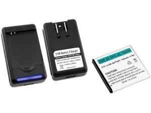 Insten 2 x 1800mAh Li-Ion Battery+Dock Charger 906680