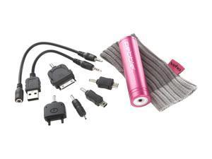 Veho Pebble Smartstick Pink 2200 mAh Portable Battery VPP-002-SSP