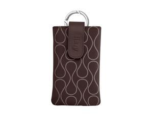iLuv Parasol L Brown Smart Cover For iPhone 5 ICG7P303BRN