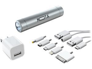 Mota Silver 2600 mAh Battery Stick PWA-SLVR