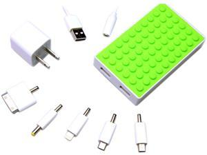 Mota Green 4000 mAh Power Block BLOCK-GREEN