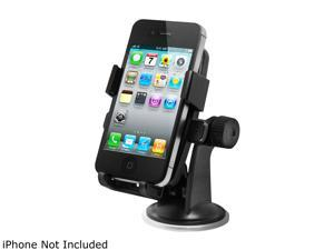 iOttie Easy One Touch Black Universal Car Mount Holder for iPhone 5S, 5C, 5, 4S, Samsung Galaxy S4 HLCRIO102