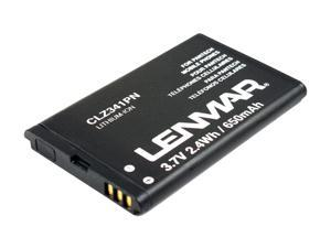 Lenmar 650 mAh Replacement Battery for Pantech Breeze CLZ341PN